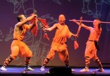 Shaolin Monks 2018 Trenčín