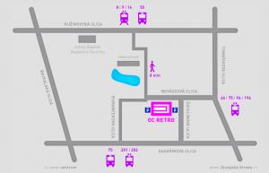 OC Retro mapa ako na afterparty