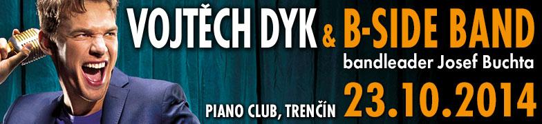Vojtěch Dyk Tour 2014